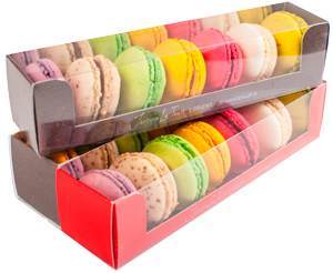 packaging Jerome Le Teuff Macaron